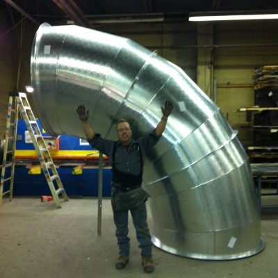 what is a sheet metal worker